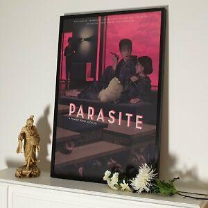 Rory Kurtz - Parasite - Bong Joon-Ho Film - Art Print- Edition of 2120