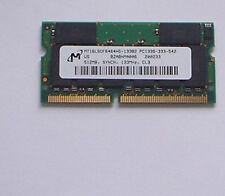 512mb DI RAM MEMORIA IBM THINKPAD a30 r30 r31 x22 x23 x24 x30 pc133 Memory
