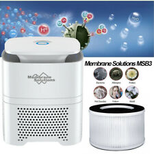 Air Cleaners Purifiers for Smoke Dust Mold Odors Hepa Filter 300Sq.ft.Large Room