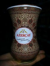 Gift Armudu Azercay - finest Azerbaijanian traditional black tea with thyme,100g