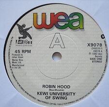 """KEWI University of Swing-Robin Hood-EX 7"""" singolo"""
