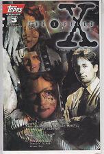 The X Files:3-1995-Topps Comic