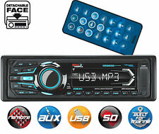 MR1308UABK BOSS Marine Stereo AM FM USB  Aux Bluetooth 50 watt x 4= 200 watts