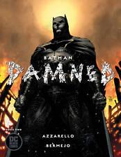 BATMAN DAMNED #2 (OF 3) JIM LEE VARIANT 1st PRINT NM
