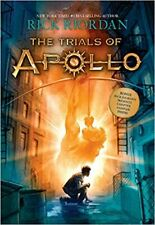 The Trials of Apollo 3-Book Paperback Boxed Set PAPERBACK 2019