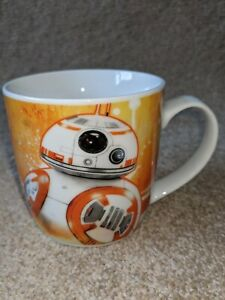 Star Wars BB8 R2D2 C3PO Droids Ceramic Tea Coffee Cup Mug by Zak