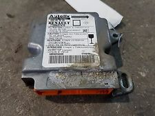 CENTRALINA AIRBAG 7700437475 550803600 RENAULT MEGANE (99-03) 1.9 DCI