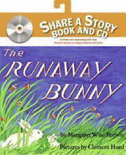 NEW The Runaway Bunny Book and CD by Margaret Wise Brown