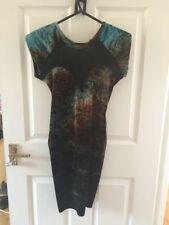 Party Short Sleeve Velvet Regular Size Dresses for Women