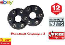 NEW Front OR Rear Driveshaft TailShaft Couplings Commodore VX VY VZ VE V8 Pair