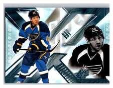 (HCW) 2013-14 Upper Deck SPx #22 Derek Roy Blues NHL Mint