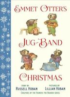 Emmet Otter's Jug-band Christmas, Hardcover by Hoban, Russell; Hoban, Lillian...