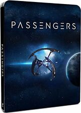 Passengers 3D - Limited Edition Steelbook (Blu-ray 2D/3D) BRAND NEW!!