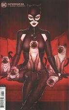 CATWOMAN #26 COVER B JENNY FRISON CARD STOCK VARIANT VF/NM 2020 DC COMICS HOHC