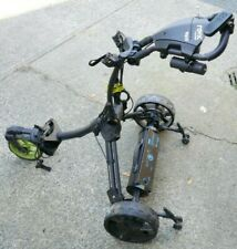 Alphard E-wheel with Rovic 360 Swivel Push Cart -- **excellent condition