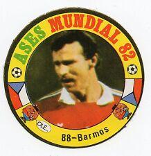 Portugese issue World Cup Spain 1982 Sticker Jozef Barmos Czechoslovakia