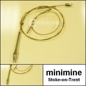 Classic Mini Handbrake Cable Front Section & Rear Loop 1976> austin rover saloon