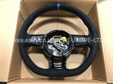 VW VOLKSWAGEN GOLF GTI GTD R MK7 ALCANTARA STEERING WHEEL DSG PASSAT POLO CADDY