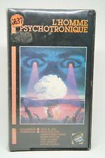 The Psychotronic Man VHS French Canadian NTSC Rare Horror ScfiFi Htf