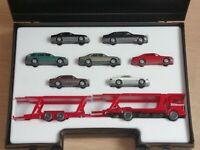 Wiking  Mercedes (54) - Modellauto-Set 1991 , Auflage : 7500 Stück - T@P