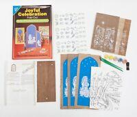 Vintage Joyful Celebration Childrens Church Sunday School Arts & Crafts Kit