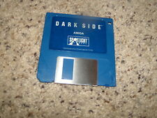 "Darkside - Commodore Amiga 3.5"" floppy disk"