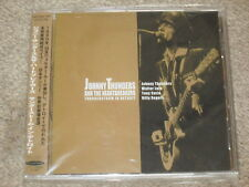 JOHNNY THUNDERS & HEARTBREAKER  -THUNDERSTORM IN DETROIT - JAPANESE IMPORT + OBI