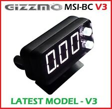 New * GIZZMO * 3.65Bar /53PSI MSIBC v3 Electronic Boost Controller eBoost Street
