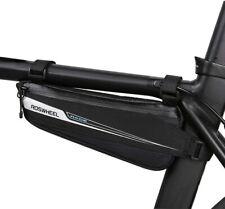 Roswheel Borsa Bici, Triangolare da Bicicletta Telaio Frontal...
