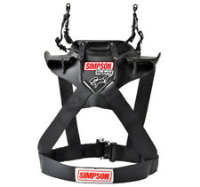 Simpson Hybrid Sport FHR System Hans type Device FIA Approved - QR Adult X Large