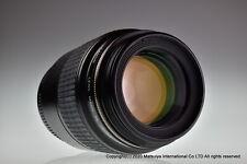 Canon Ef 100mm F/2.8 Macro USM Eccellente