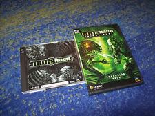 Aliens Vs. Predator 2 und Primal Hunt Expansion Pack PC Top kpl. Paket TOP