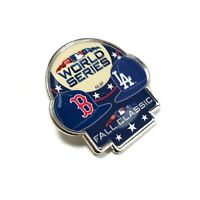 2018 MLB World Series Dueling Pin Boston Red Sox Los Angeles Dodgers