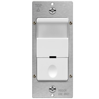 TOPGREENER Motion Sensor Light Switch Occupancy Detector Single Pole 500W TDOS5