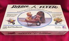 Radio Flyer Little Red Wheelbarrow Model #4 Brand New in unopened box!