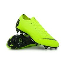 New Nike VAPOR 12 ELITE SG PRO AC FOOTBALL BOOTS UK SIZE 8.5