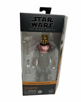 "Star Wars The Armorer Mandalorian Black Series 6"" Action Figure NEW and IN HAND"