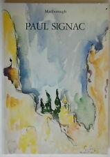 Paul Signac - Watercolours & drawings - Suzanne Bosman - Marlborough - 1986