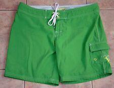 Billabong Women's Green Shorts Medium/Large
