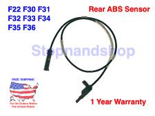 New ABS Wheel Speed Sensor Rear for BMW F20 F21 F22 F30 F31 F32 F33 F34 F35 F36