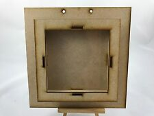 3mm MDF  Shadow Box