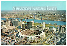 Busch Stadium- Aerial View #6 Postcard -St. Louis Cardinals