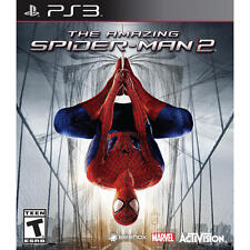 The Amazing Spider-Man 2 (Sony PlayStation 3, PS3) - BRAND NEW