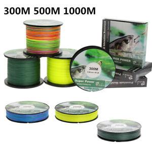 PE Braid Fishing Line Spectra Braided Fishing Line Super 300M 500M 1000M