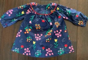 Hanna Anderson Baby Girl Dress SZ 3-6M