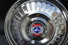"VESPA Rally LVB GS VBB VBC 8"" or 10"" Stainless Steel Spare Wheel Cover Trim"