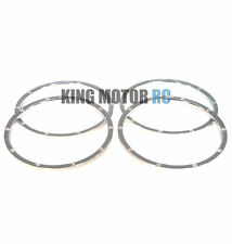 NOUVEAU King Motor intérieur aluminium alliage BEADLOCKS Jeu de 4 HPI BAJA 5B