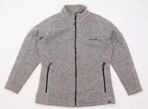 Trespass Womens Grey  Fleece Jacket  Size L