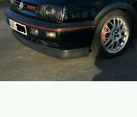 Vw golf mk3 gti tdi vr6 anniversary red bumper stripe OEM  VW   NEW