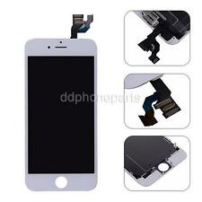 USA LCD Screen + Touch Digitizer + Frame Front Camera For iPhone 6 4.7 White